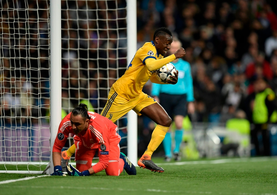 Navas will take the brunt of the blame