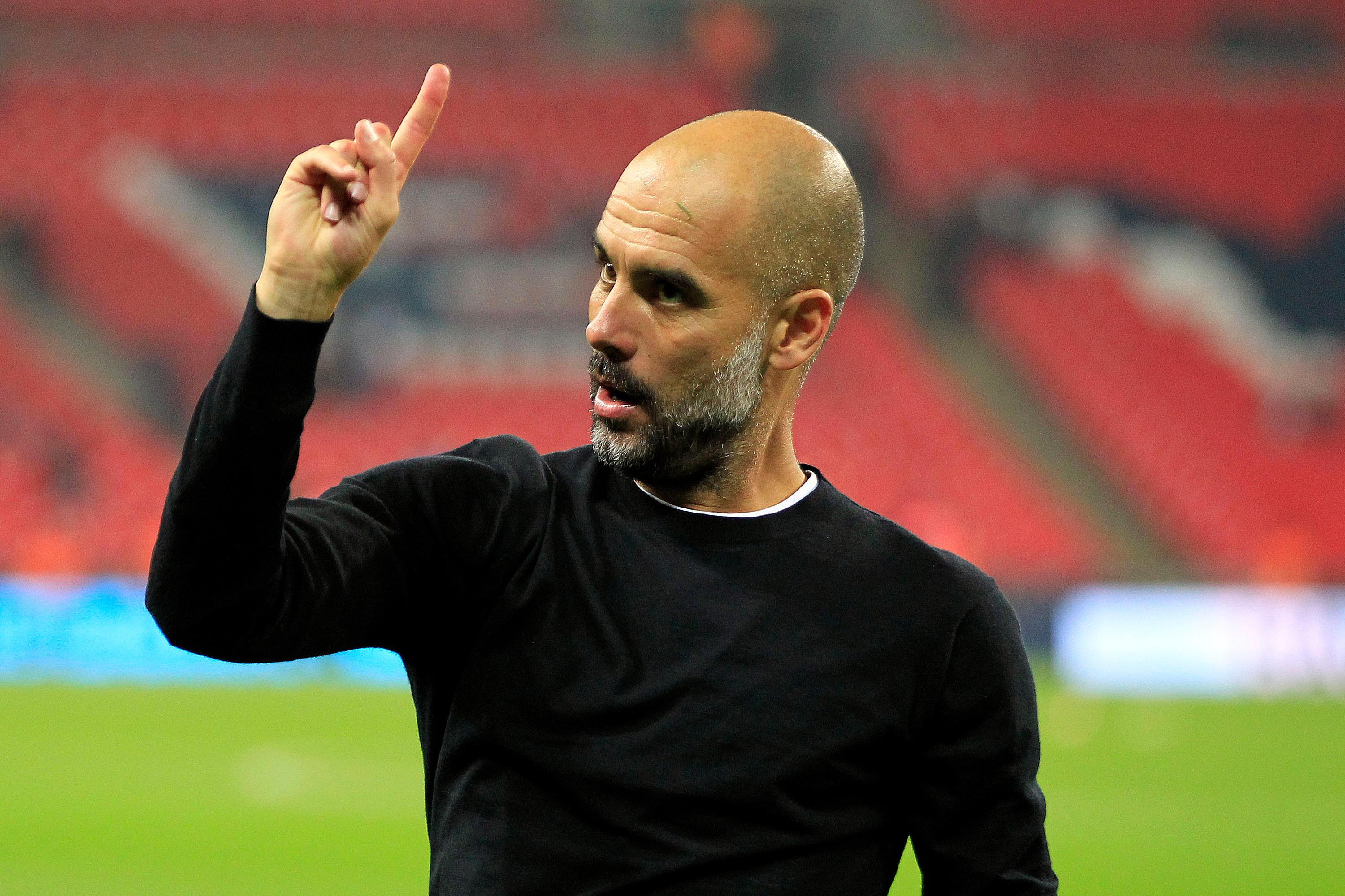 Number one, that you are Pep