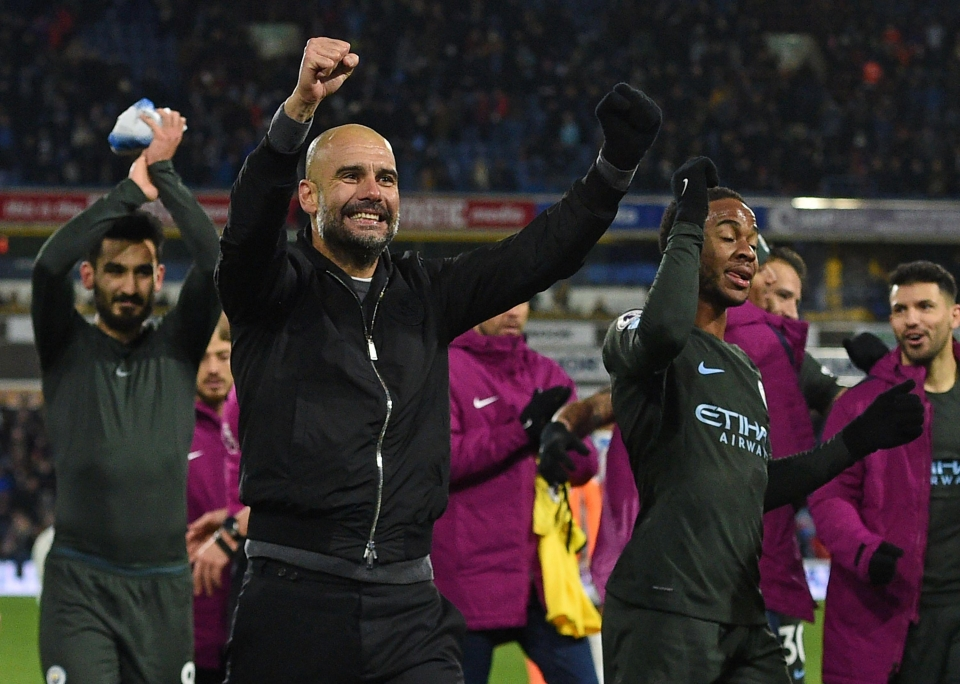 Pep Guardiola may still be in celebratory mood after winning the league title, but work will start soon on identifying transfer targets