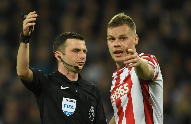 """Im not giving a penalty, you know Joe Hart scares me"""