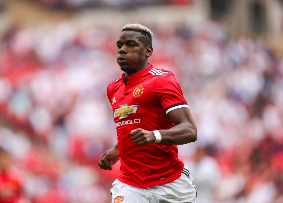 Some moments of magic from Pogba at Wembley