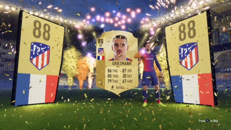 Some gamers have complained that packs don't contain enough decent players