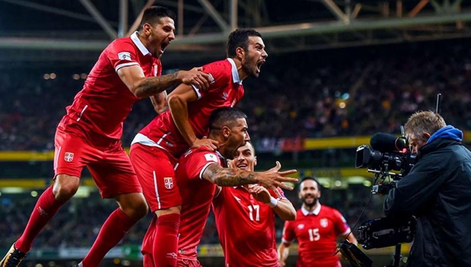 Serbia has no shortage of world-class players – with the likes of Aleksandar Kolarov and Nemanja Matic amongst their ranks