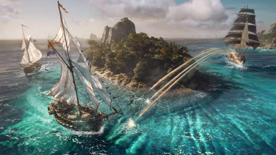Skull & Bones is being developed by the same team behind Assassin's Creed: Black Flag