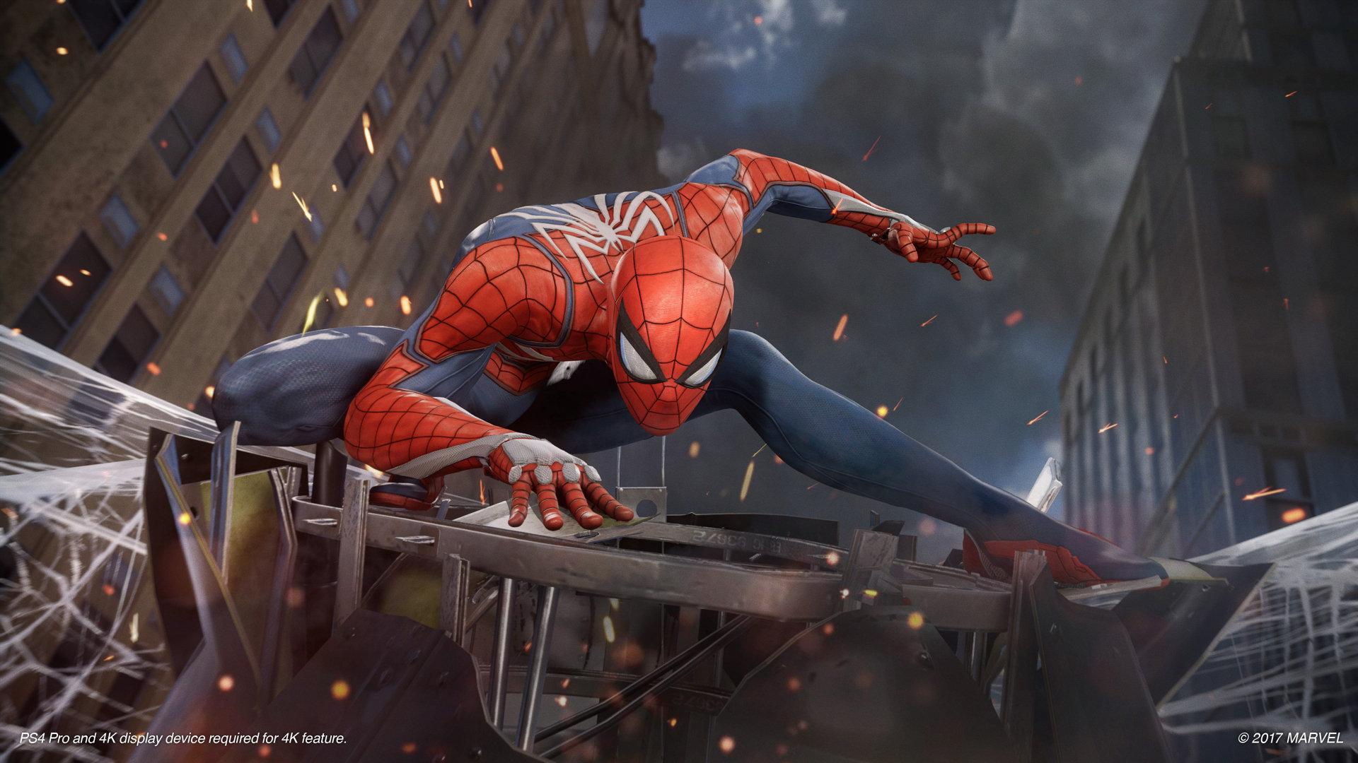 Playable Spider-Man code is highly likely