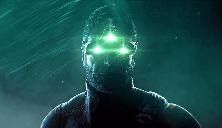 Sam Fisher returned this year in Wildlands