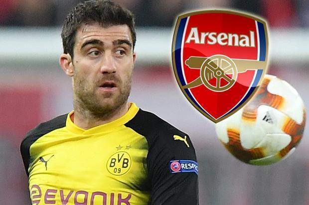 Image result for Sokratis Arsenal