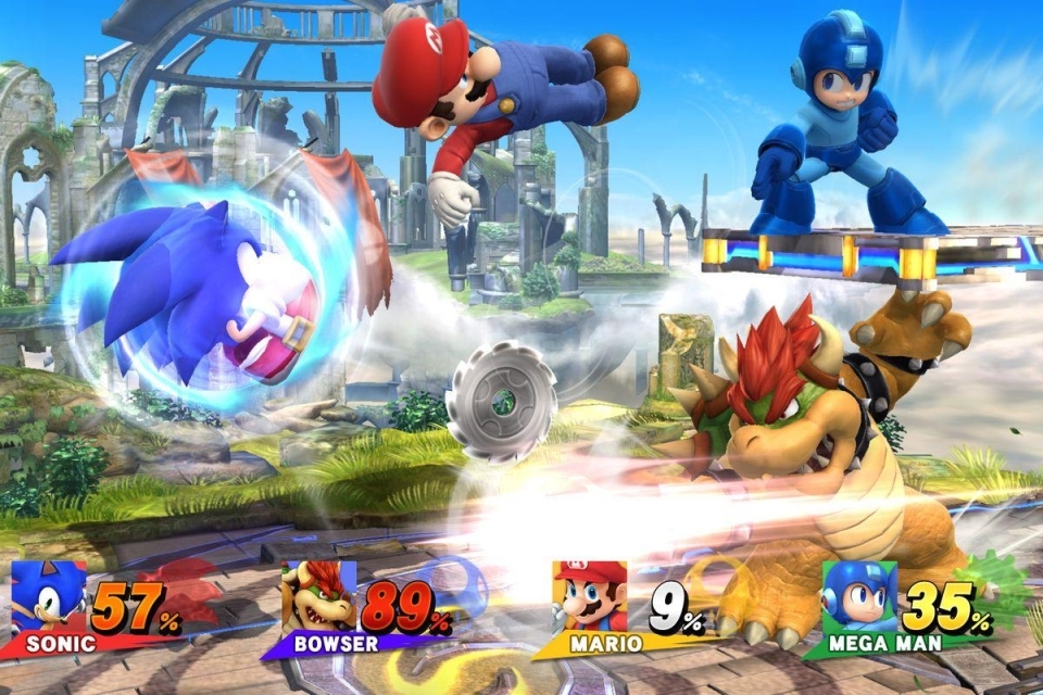 Super Smash Bros. will be making an appearance