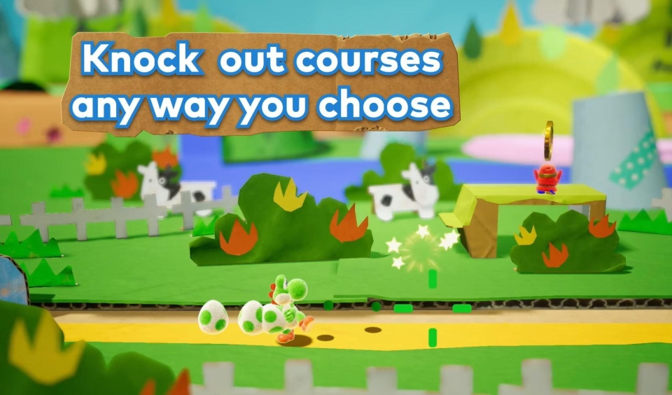 Yoshi will be one of the yer's more charming releases