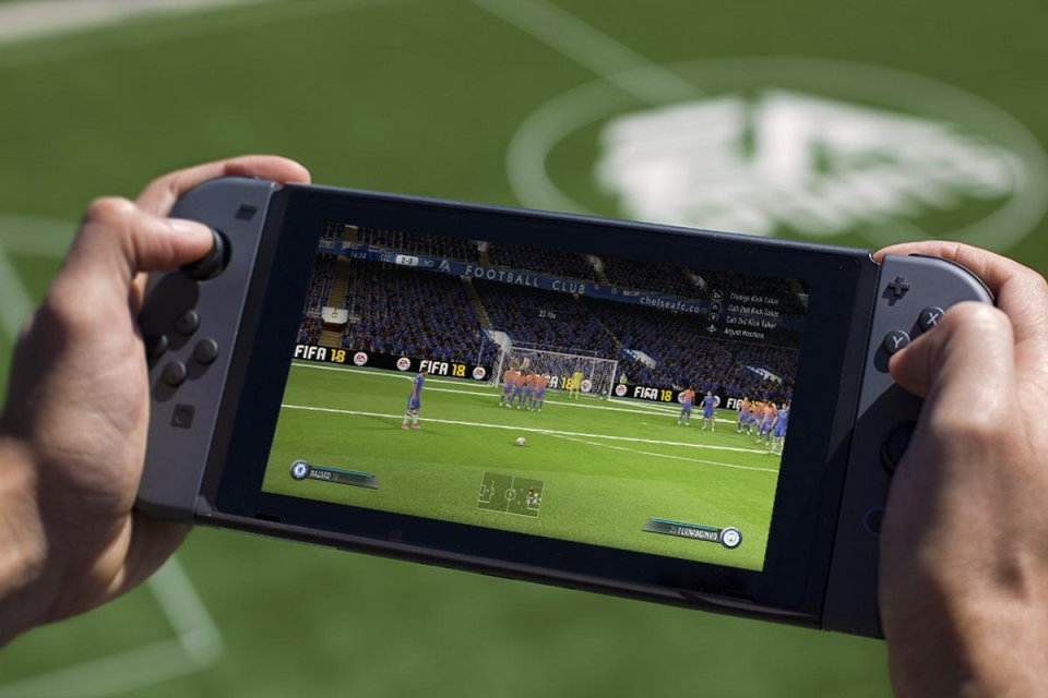 FIFA 18 on Switch was met with mixed reviews but played very, very well