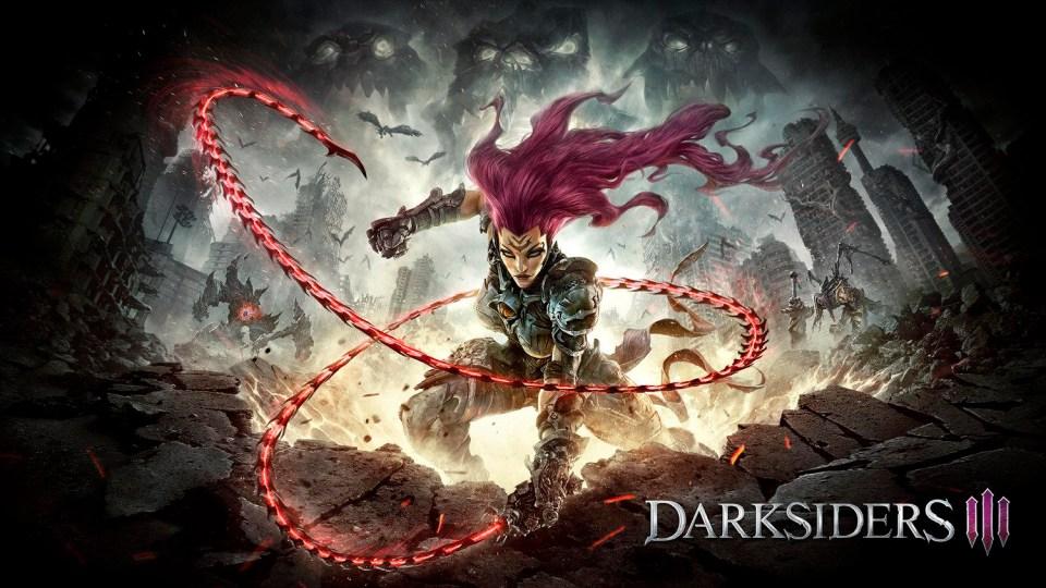 Darksiders games have always been popular