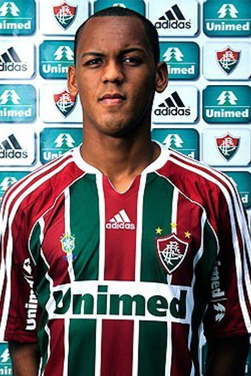 Fabinho's first season in Europe was spent playing for Real Madrid's