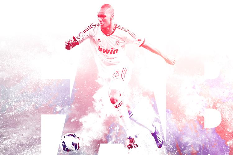 Fabinho's first season in Europe was spent playing for Real