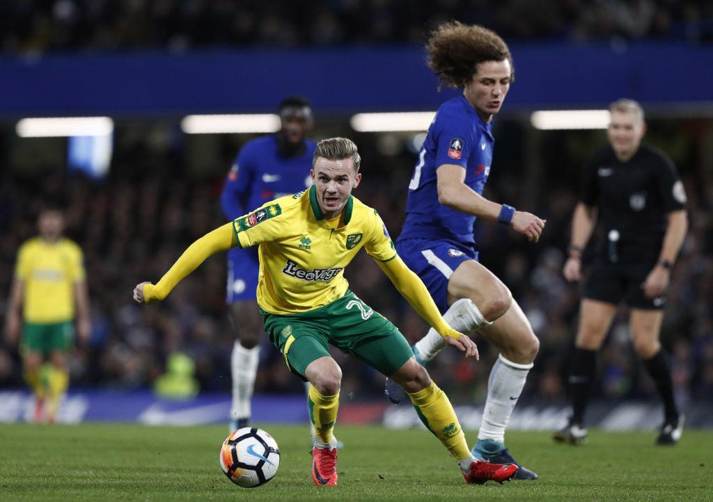 He rattled David Luiz at Stamford Bridge