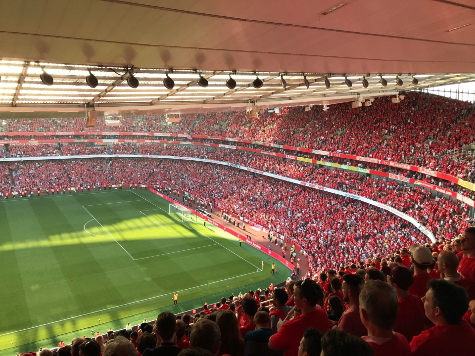Red army!