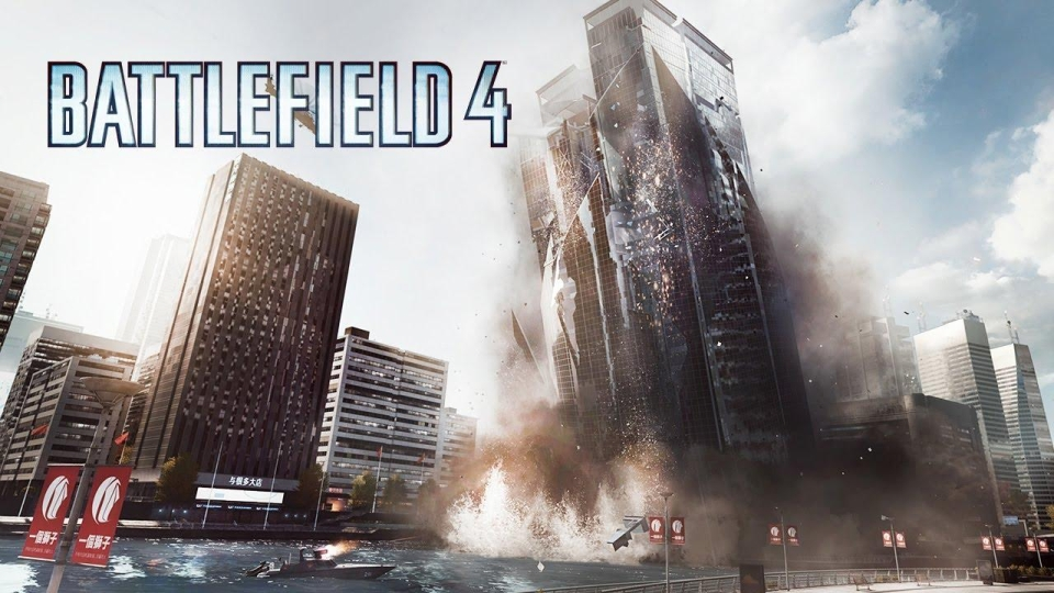'Levolution' in full force on Battlefield 4