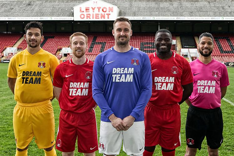 Image result for leyton orient fc dream team
