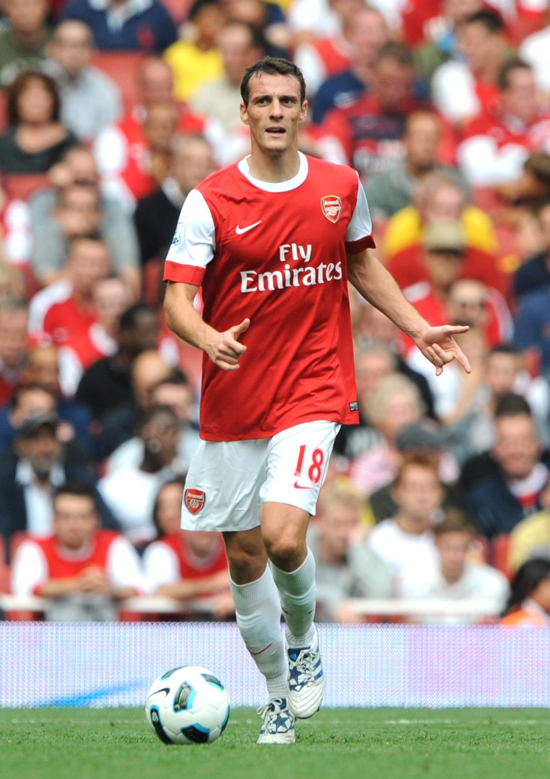 Genuinely the worst defender I've ever seen at Arsenal