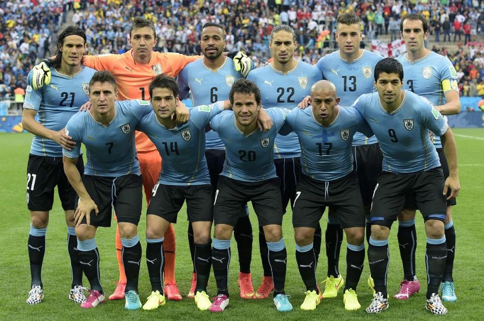 Bloody good team