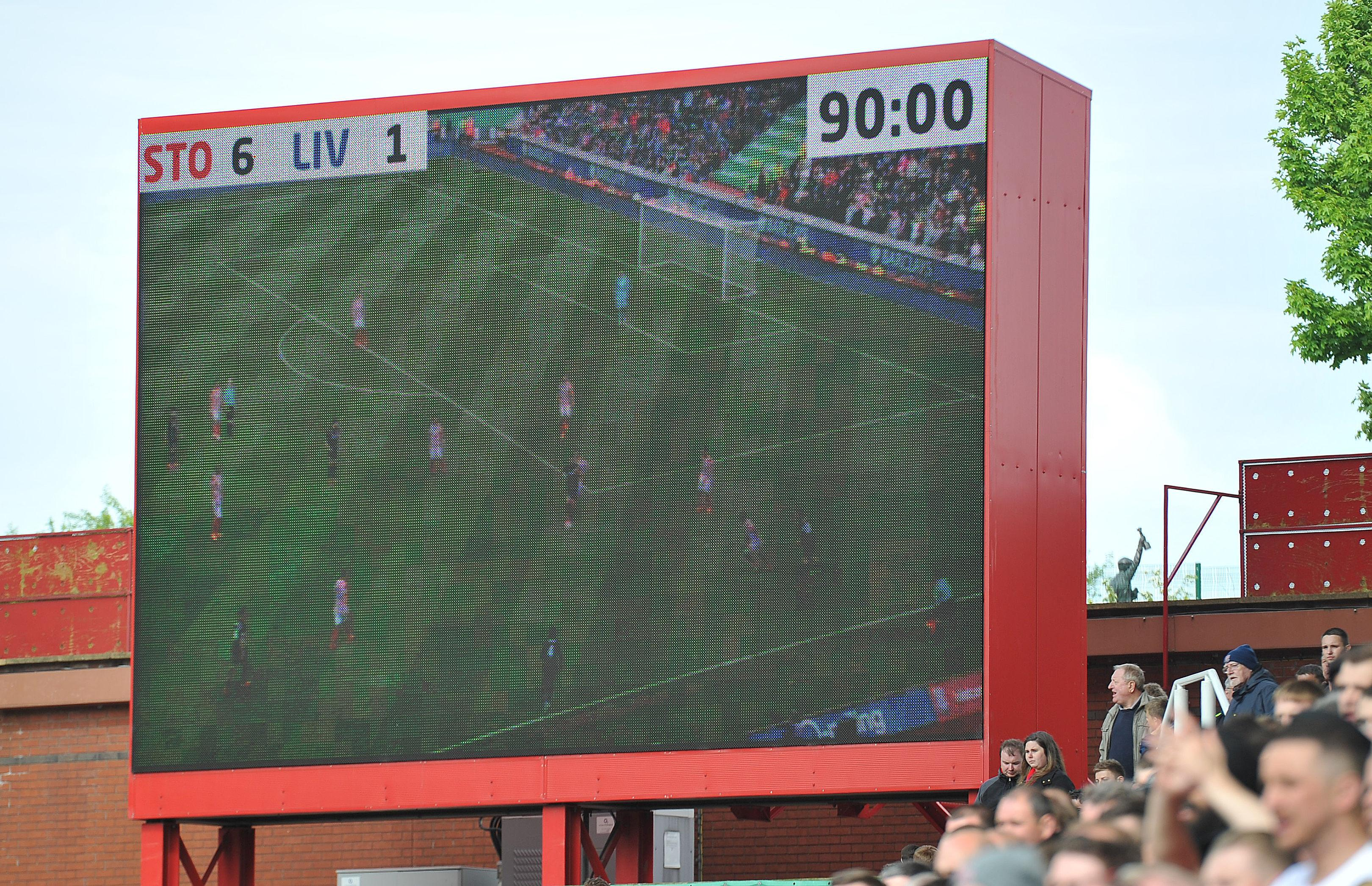 Liverpool fans, look away now