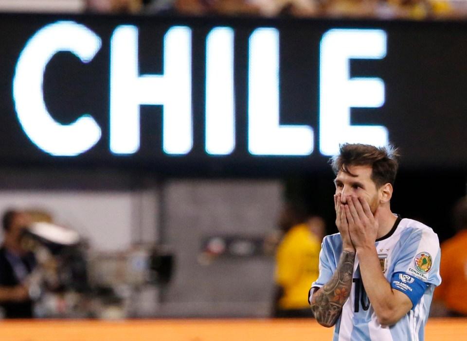 A Chile affair