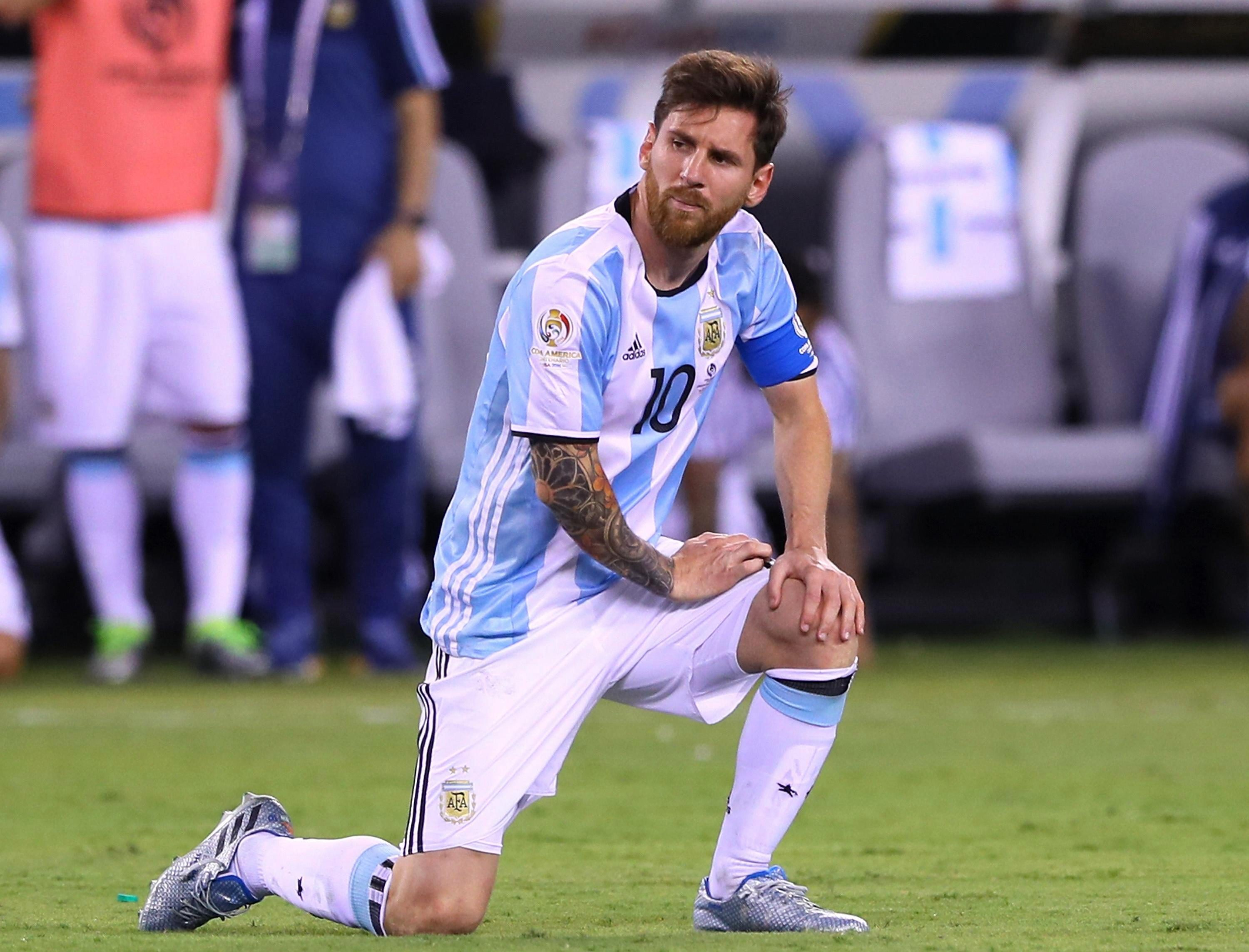 Can Messi finally achieve glory internationally?