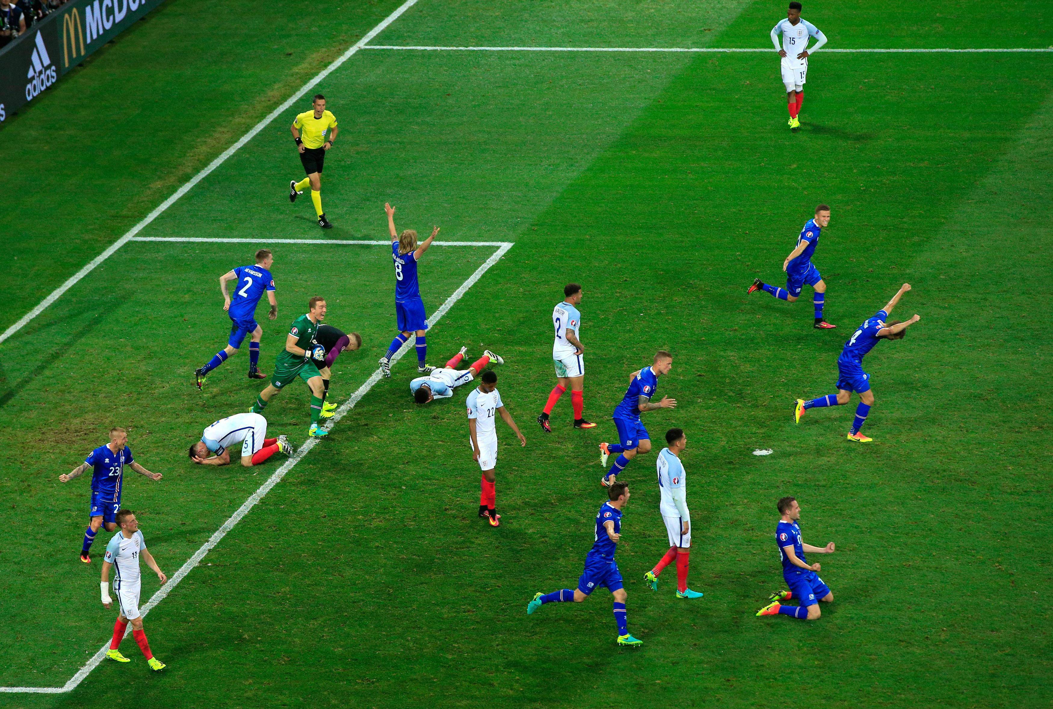 Iceland were the breakout stars of Euro 2016