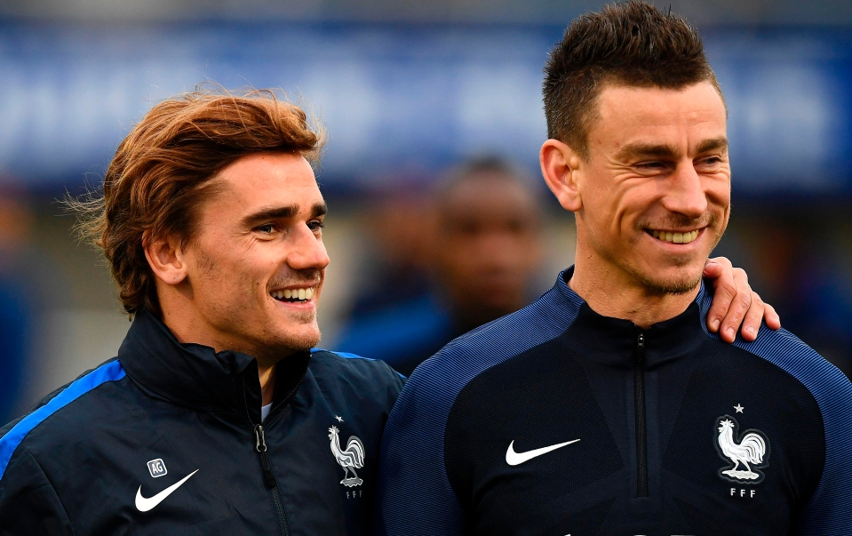 France will have to make do without Koscielny in Russia