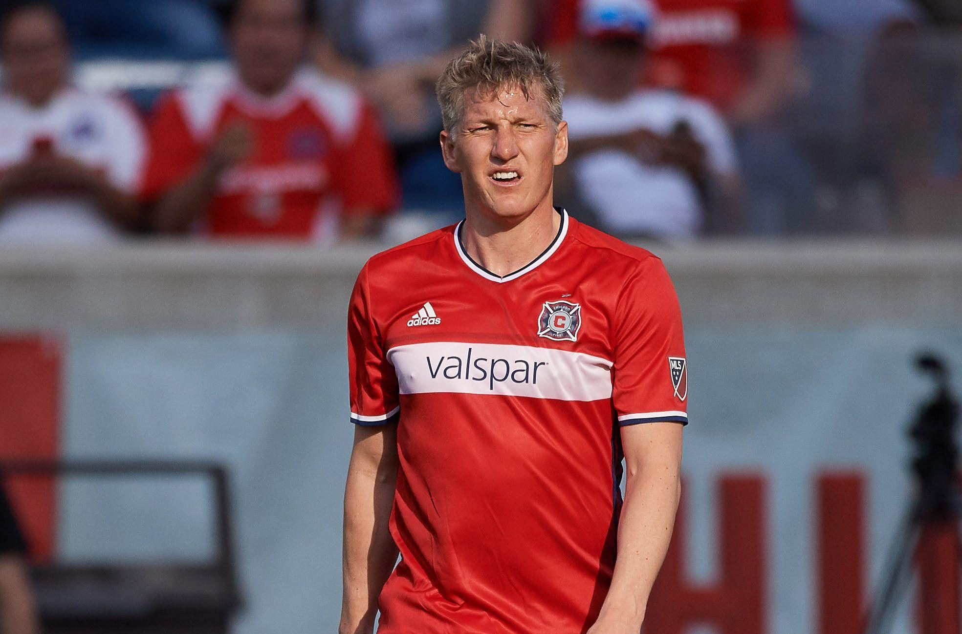 He's tried his best but has so far been unsuccessful in winning the World Cup for Chicago Fire