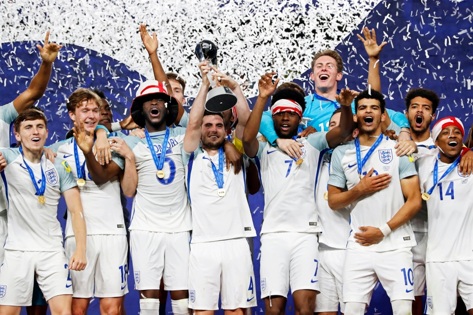 England's youth teams need to be protected and developed, says White