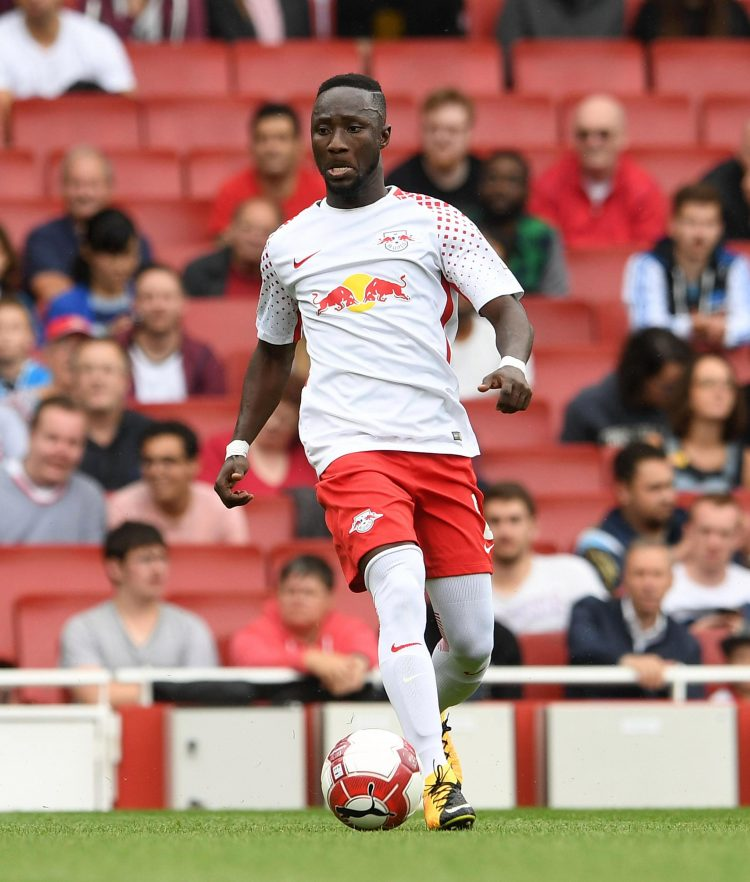 Not the last time we will see Naby Keita in England