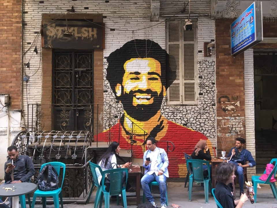 Immortalised in Egypt