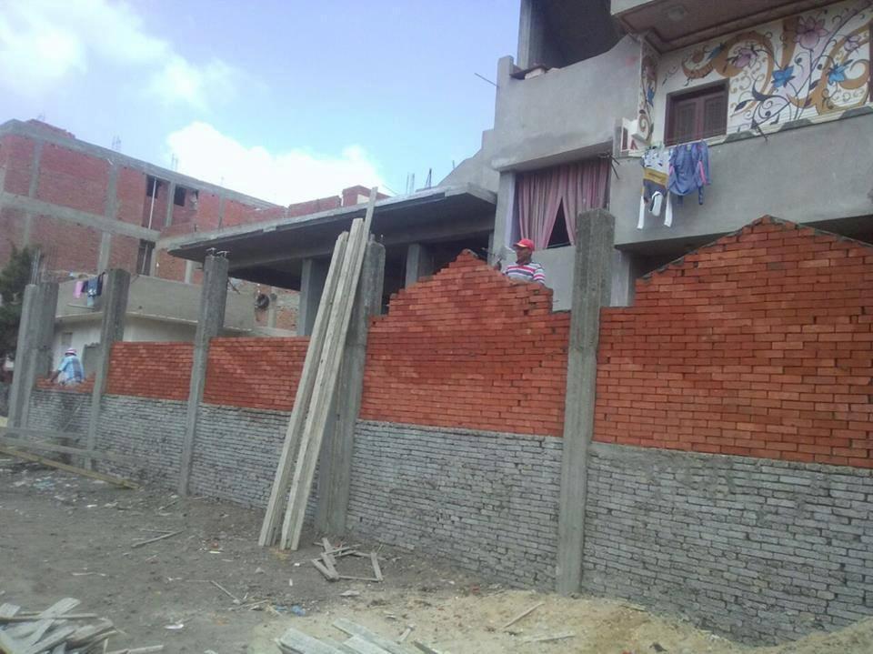 Preparation of the girls' school Salah is funding