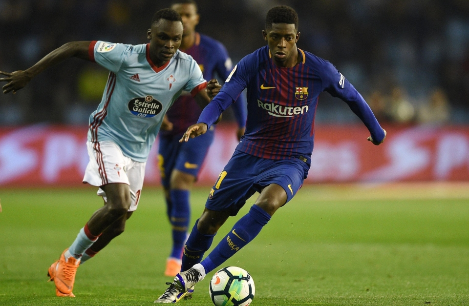 Barcelona could be ready to sell Ousmane Dembele after his injury problems