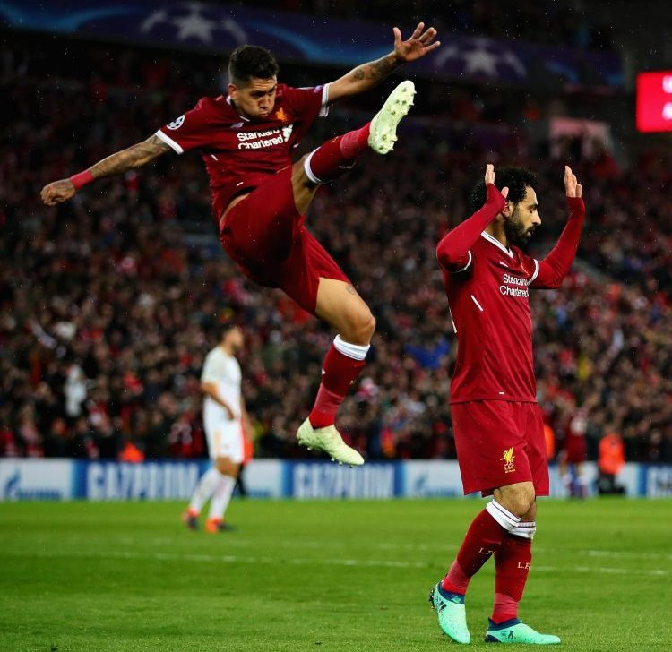 Assisting Salah's celebration