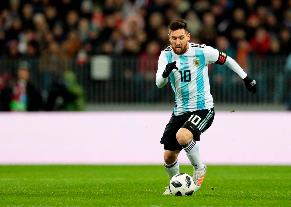 Best player at the World Cup this summer?