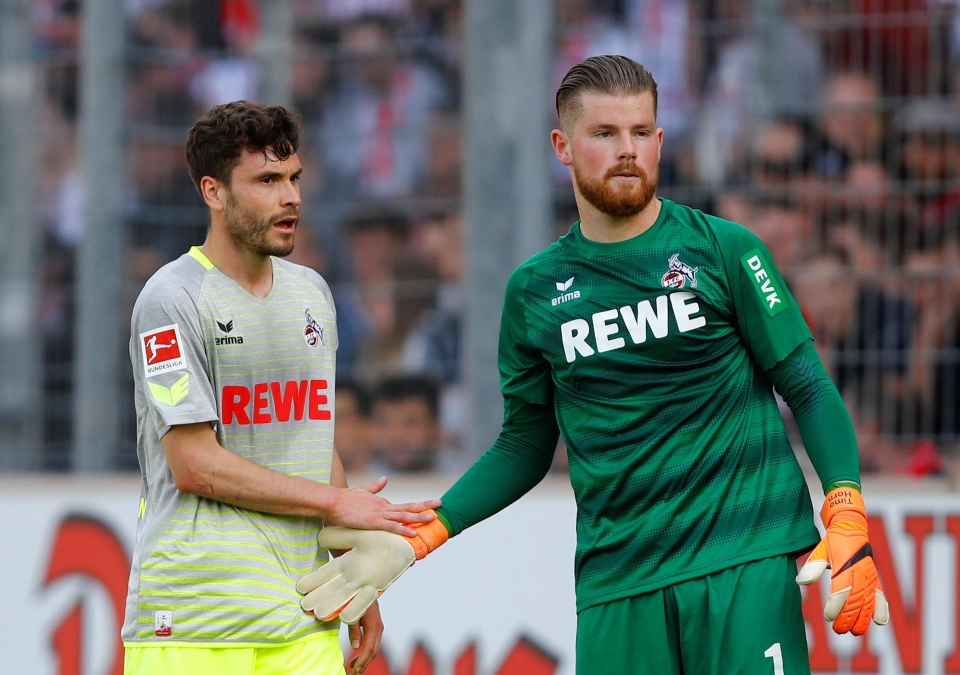 Hector and Horn will both play in Bundesliga 2 next season