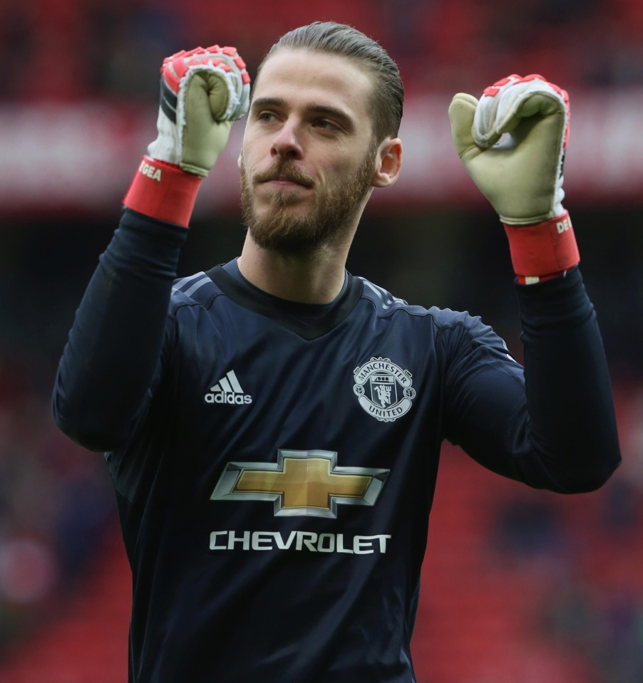 There is a sense David De Gea's brilliance has spared United's blushes
