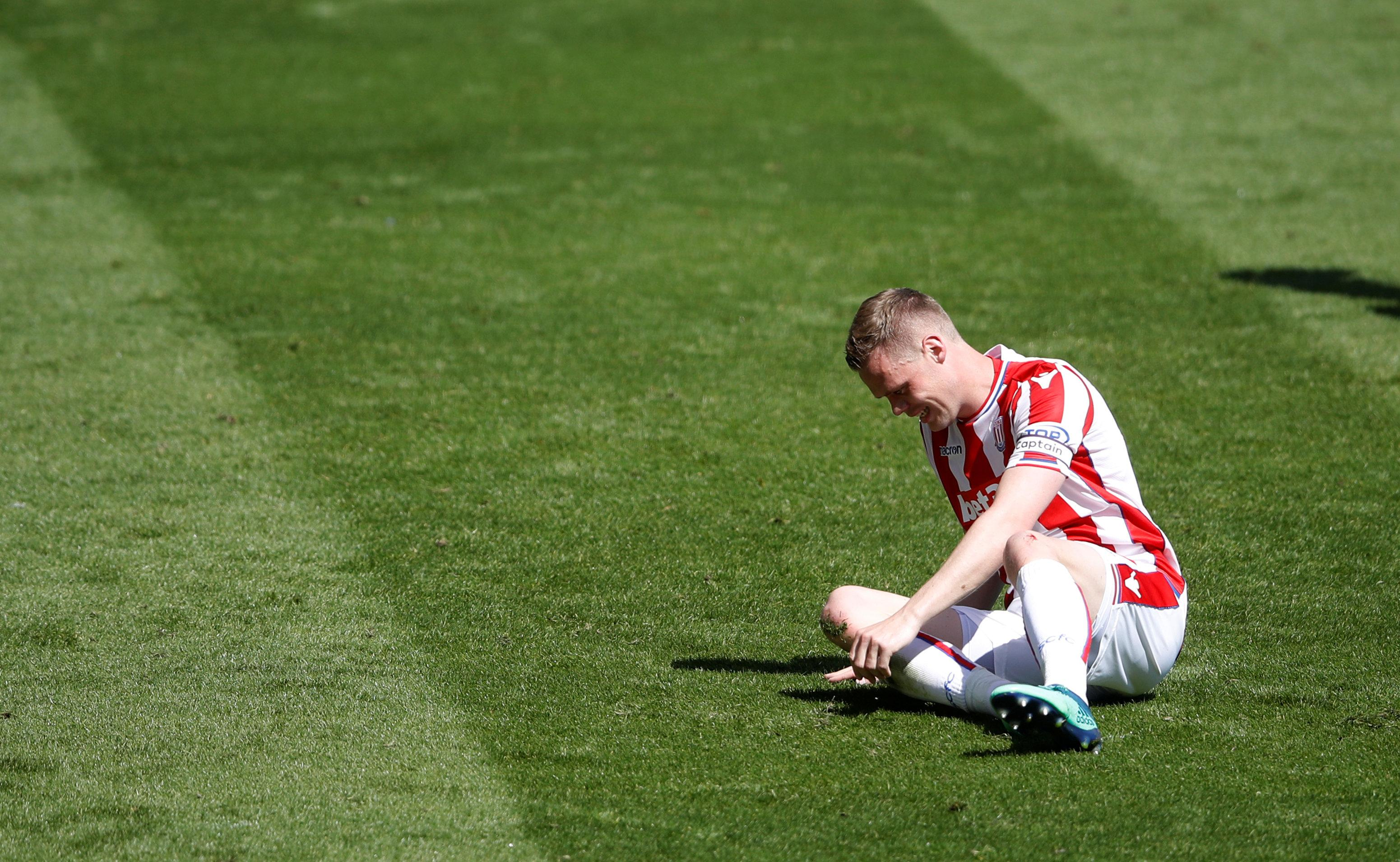 Shawcross was at fault for Palace's second goal