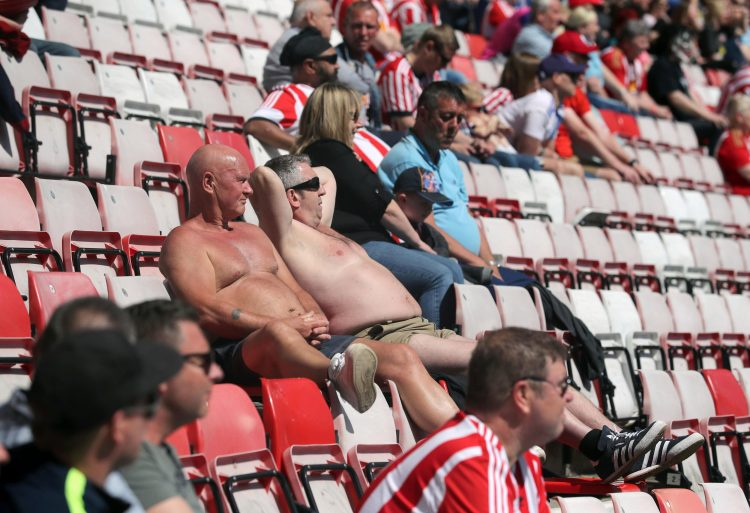 You have to love summer football
