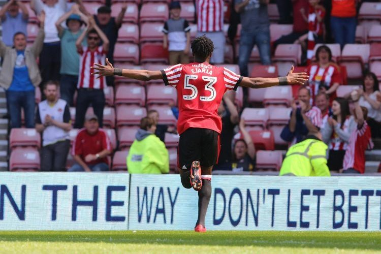 If a Sunderland player scores a goal and no-one is there to see it, did it happen?