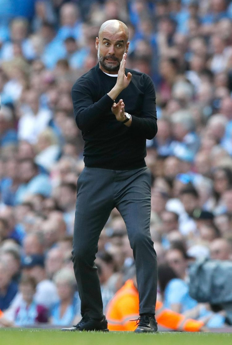 Pep was doing karate
