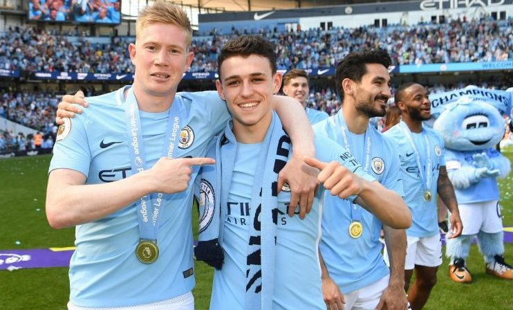 The Premier League's most creative midfielder and Kevin De Bruyne