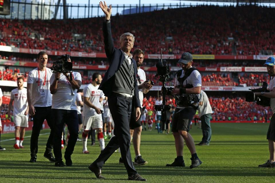 Waving goodbye to ArsenalFanTV