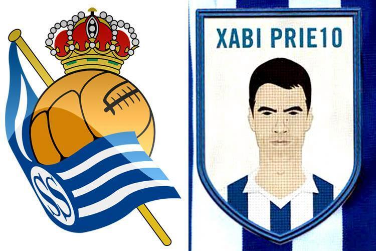 The club have never changed their famous crest but will for their last game of the season