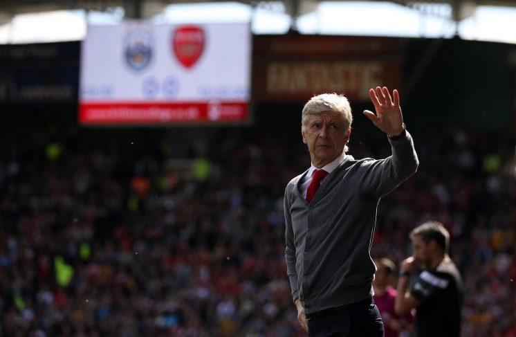 Whatever your team, its sad to see Wenger leave Arsenal