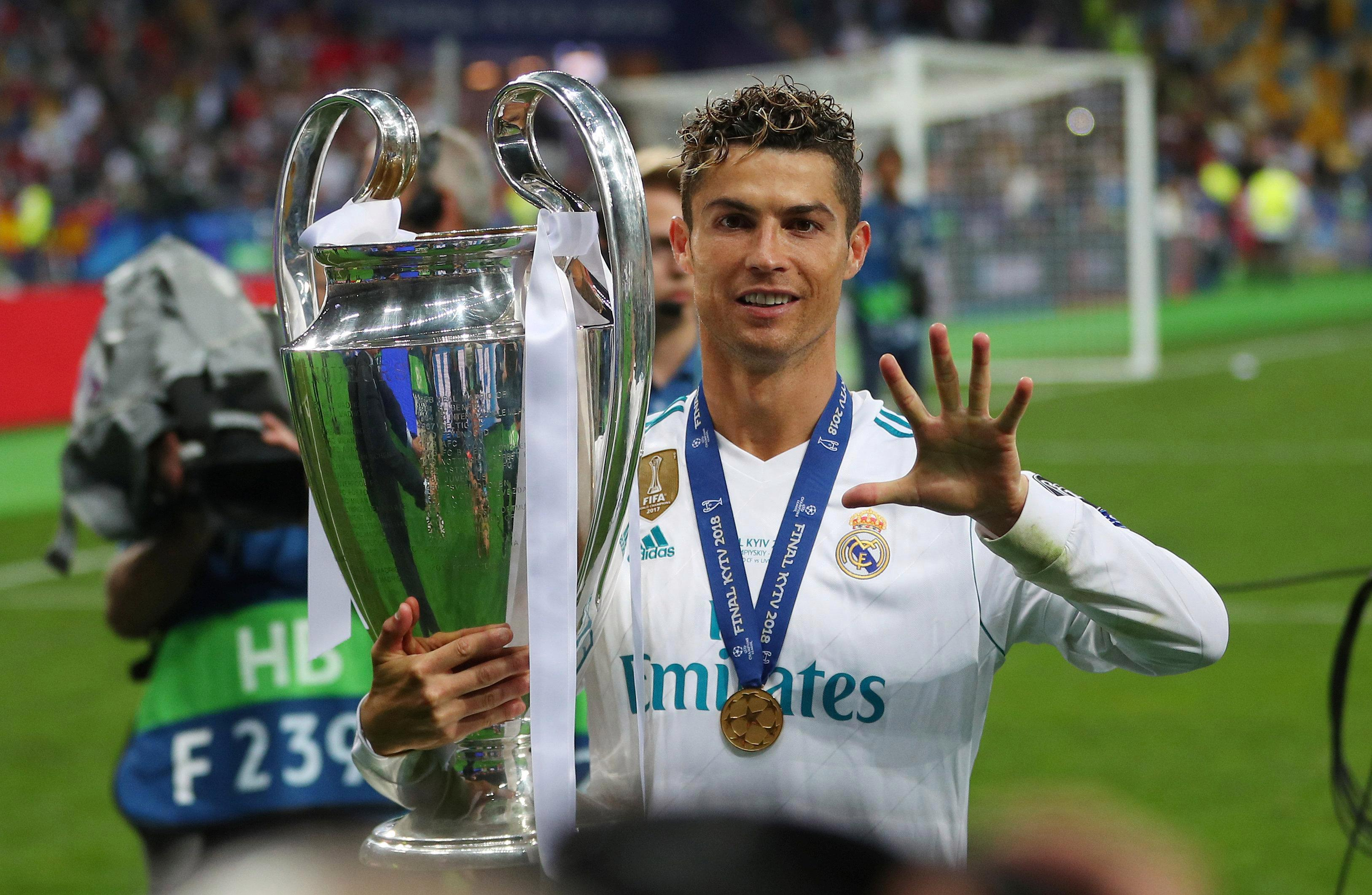 Will Ronaldo stick around beyond this summer after winning his fifth Champions League?