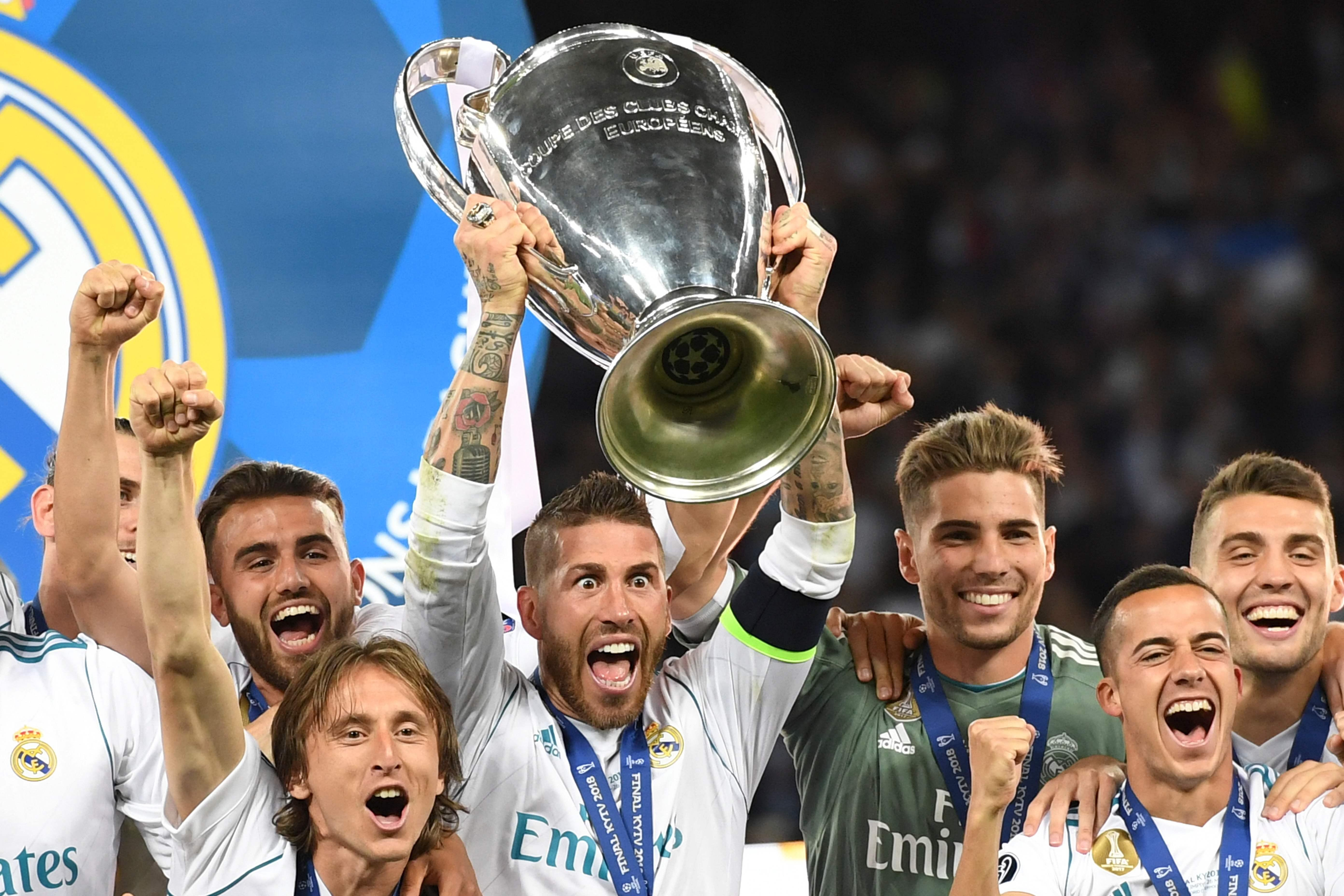 Yes Sergio Ramos Is A B D U2014 That U0026 39 S Why He U0026 39 S Won The