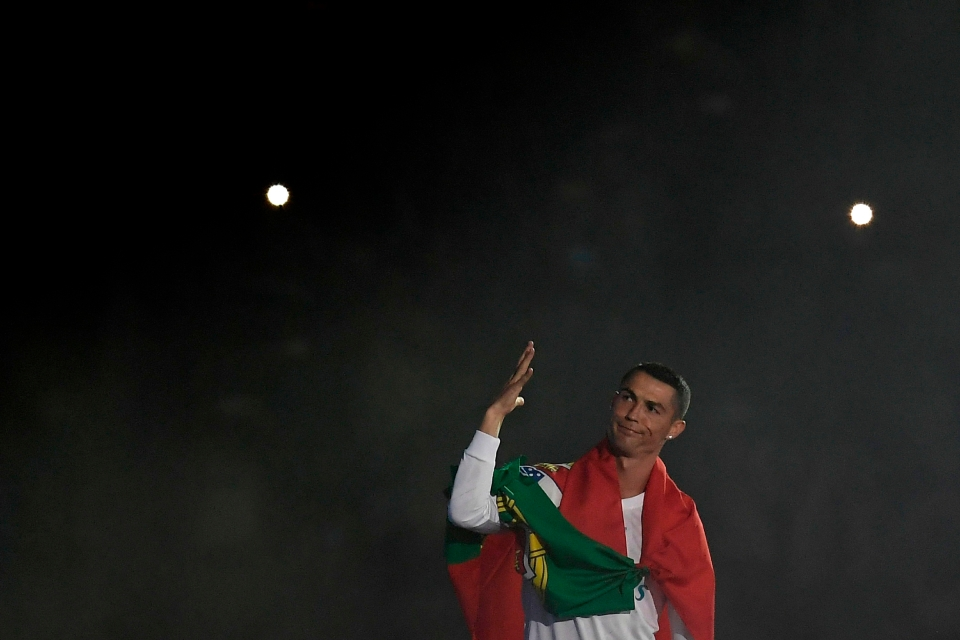 Ronaldo's devotion to his country is without question