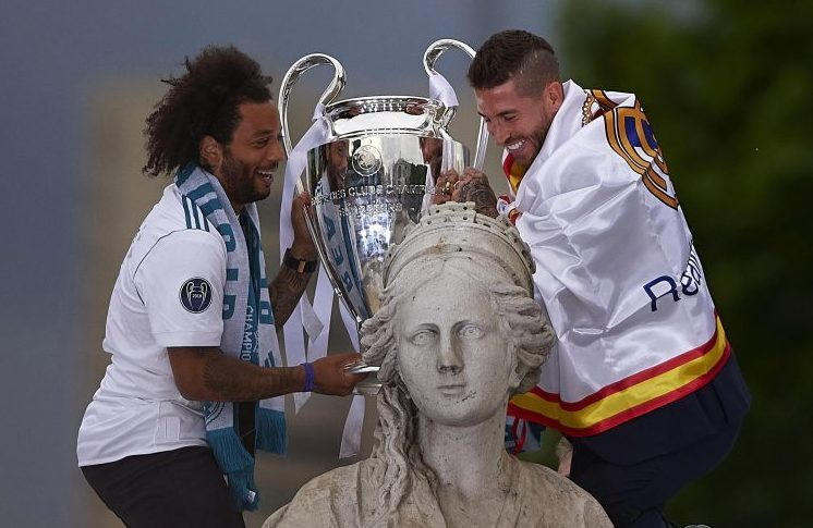 """""""I'm smiling now Marcelo but you better let go very soon"""""""
